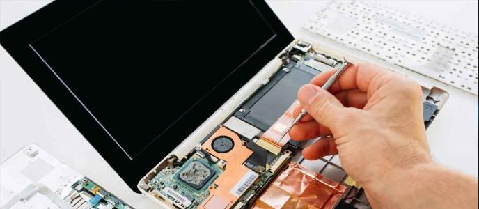 Laptop servicing
